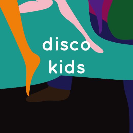 17h30 – Disco kids