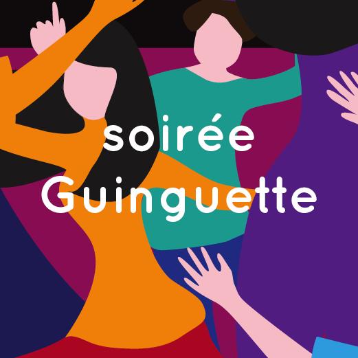 20h00 – Soirée Guinguette
